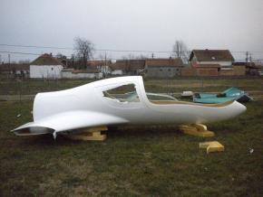 Cobalt Co5 fuselage